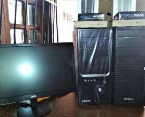 Computadoras de escritorio i5 e i3