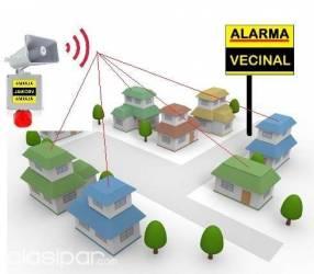 Sistema de alarma vecinal