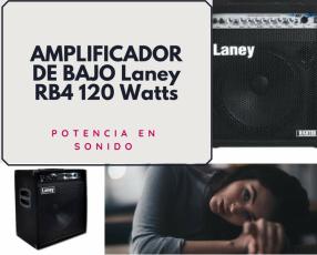 Amplificador para bajo Laney RB4 120 watts