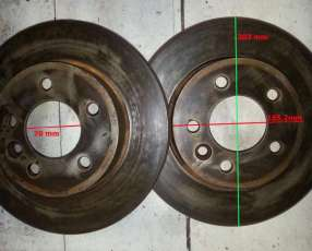 Discos de freno VW Amarok
