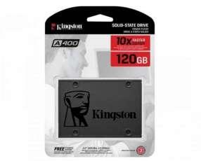 SSD Kingston A400 120 gb