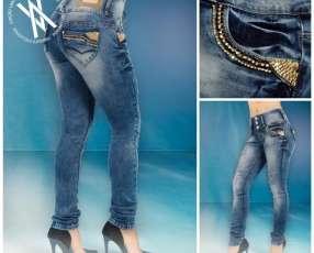 Jeans brasilero Cigarette