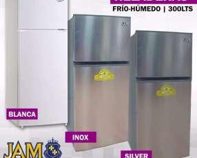 Heladera Jam 300 litros en Promoción