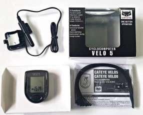 Velocimetro para bici