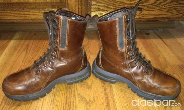 Botas de cuero - 0