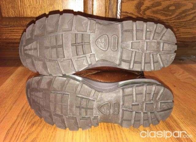 Botas de cuero - 1