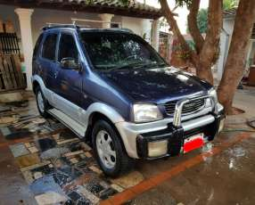 Daihatsu Terios 1998 motor 1300 naftero automático