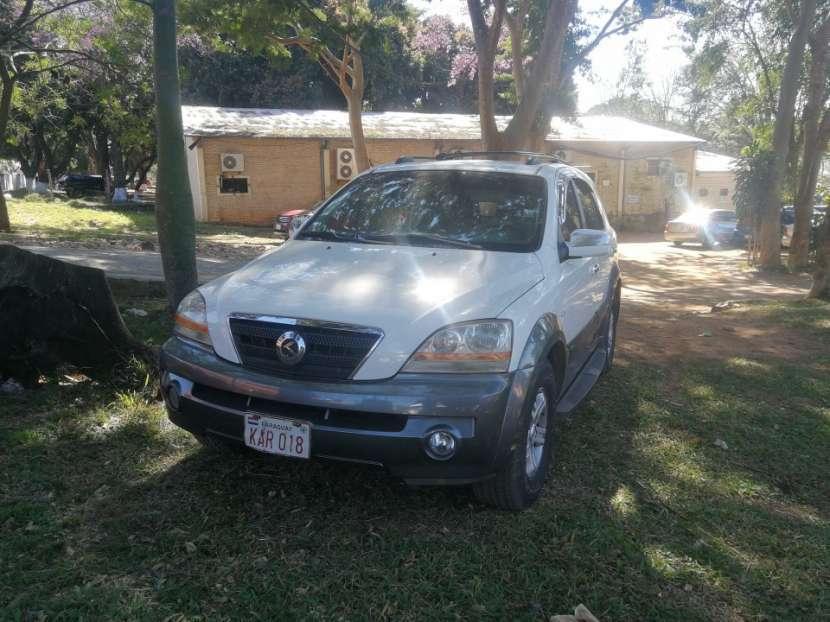 Kia Sorento 2004 diésel automático 4x2