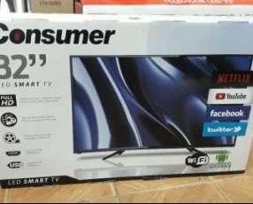 TV LED Smart Consumer de 32 pulgadas