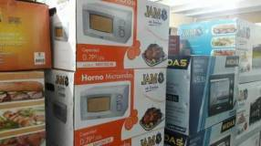 Microondas JAM de 20 litros