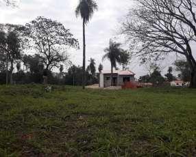 Terrenos en la ciudad de CAPIATA km 21