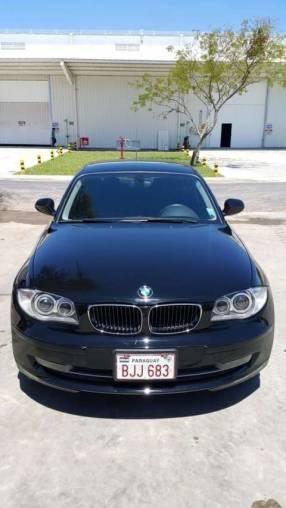 BMW 120D 2012