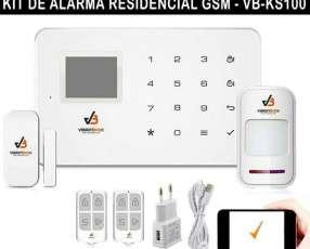 Alarma inalámbrica GSM