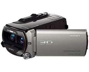 Cámara filmadora Handycam Sony 3d