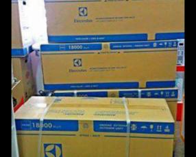 Aire acondicionado Electrolux 18.000 btu