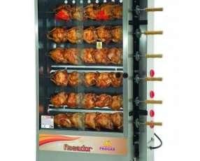 Maquina de pollo al spiedo Progas