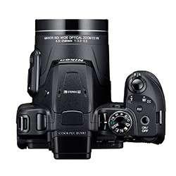 Cámara Nikon Coolpix B700 20 mp 60X wifi - 1