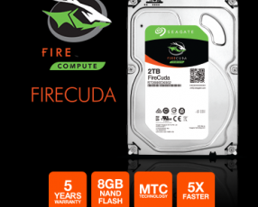 Disco duro sata 1 terabyte firecuda