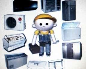 Servicio domiciliario plomería electricidad
