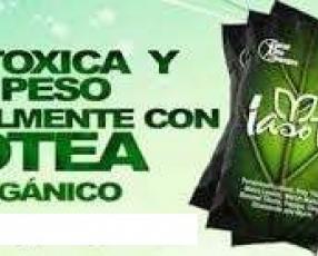 Iaso Tea para bajar de peso y cuidar tu salud