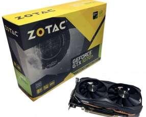 Tarjeta gráfica Zotac GTX 1070 TI mini Geforce 8 gb gddr5