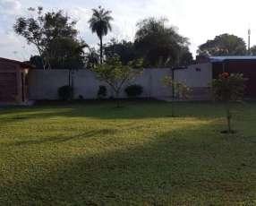 Casa quinta en San Lorenzo Y5068