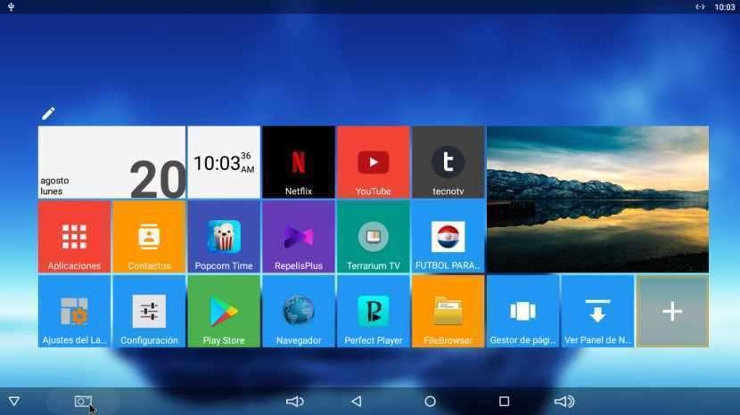 Convertidor Smart TV Android 6.0 T95x - 4