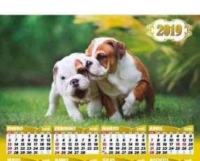Calendarios para pedidos.