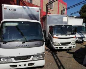 Camiones recién llegados de 2.000 a 4.500 kilos financio
