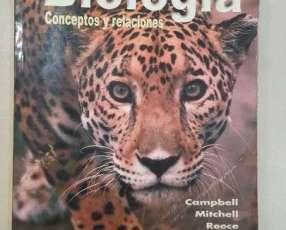 Biologia tercera edición Campbell, Mitchell y Reece