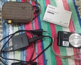 Cámara de fotos Sony DSC-W810 20MP