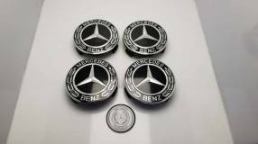 Centros de llanta Mercedes Benz 2018