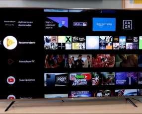 Smart tv Xiaomi 55 pulgadas 4K nuevas