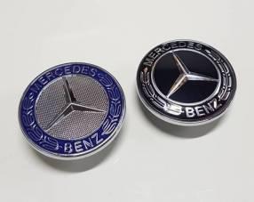 Emblema de capo para Mercedes Benz