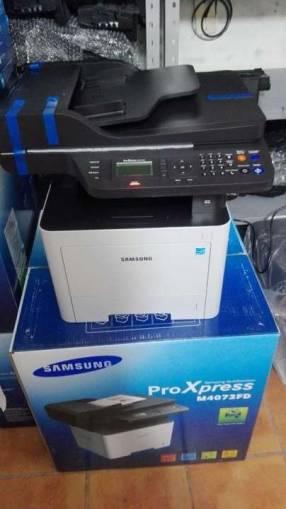 Fotocopiadora e impresora Samsung oficio