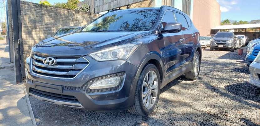 Hyundai Santa Fe 2014 motor 2000 diésel - 2