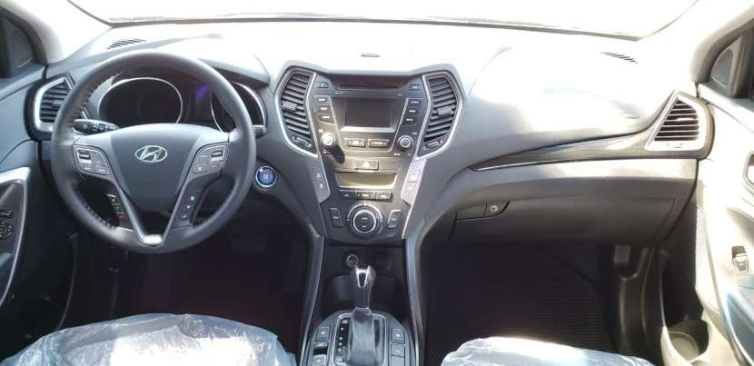 Hyundai Santa Fe 2014 motor 2000 diésel - 7