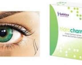 Lentes de contacto Solotica Hidrocharme