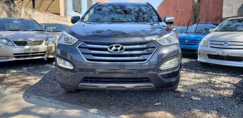 Hyundai Santa Fe 2014 motor 2000 diésel - 1