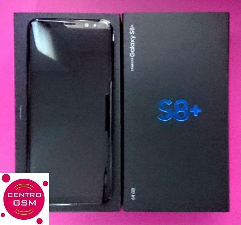 Samsung Galaxy S8+ Plus nuevos en caja - 0