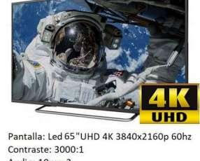 Smart Tv Aurora 4K UHD 65 pulgadas nuevas
