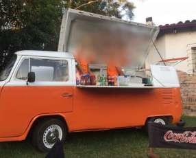 Combi lomitera food truck