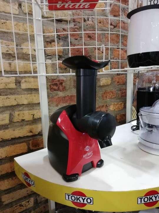 Máquina para helado Tokyo Max Sweet