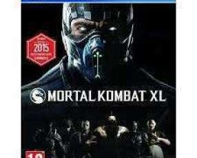 Juego Mortal Kombat XL para PS4