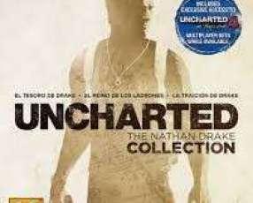 Juego Uncharted The Nathan Drake Collection para PS4