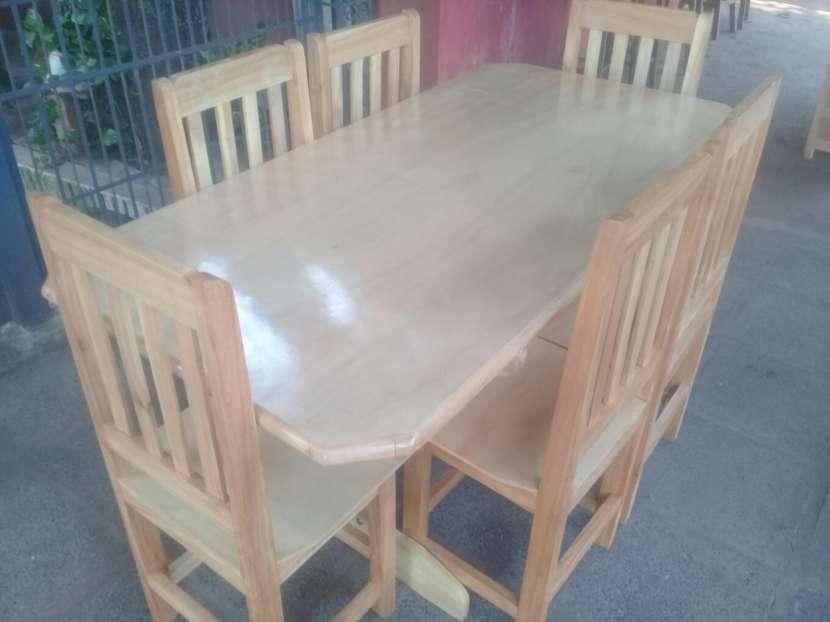 Comedor 6 sillas - 2