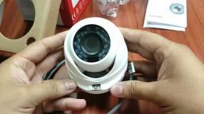 CCTV 4 cámaras Hikvision