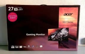 Monitor gamer Acer 27 pulgadas 1ms 144hz nuevos