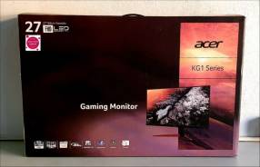 Monitor gamer Acer 27 pulgadas 1ms 144hz