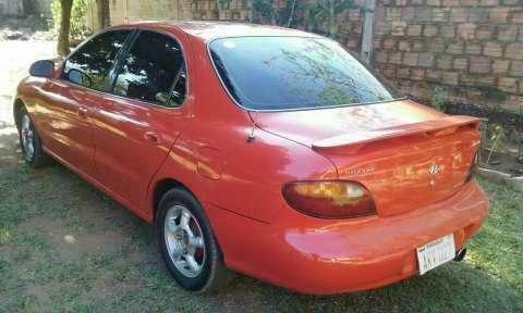 Hyundai Elantra 1997 motor 1.6 cc - 1